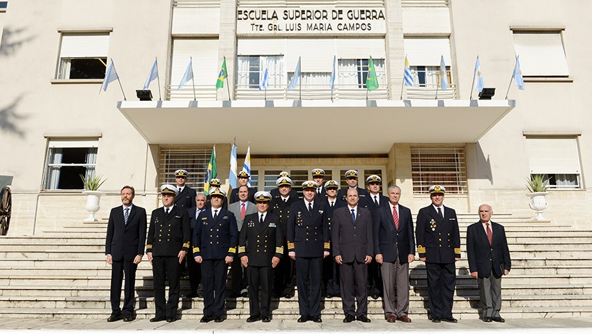 Argentina, Brazil, and Uruguay hold 2018 Trilateral War Game