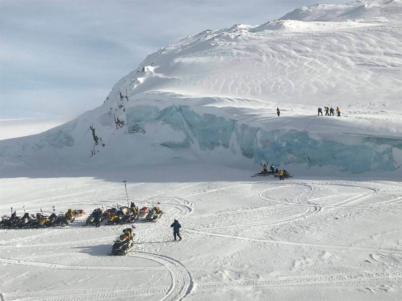 Argentina, Chile Conduct Combined Exercise in Antarctica