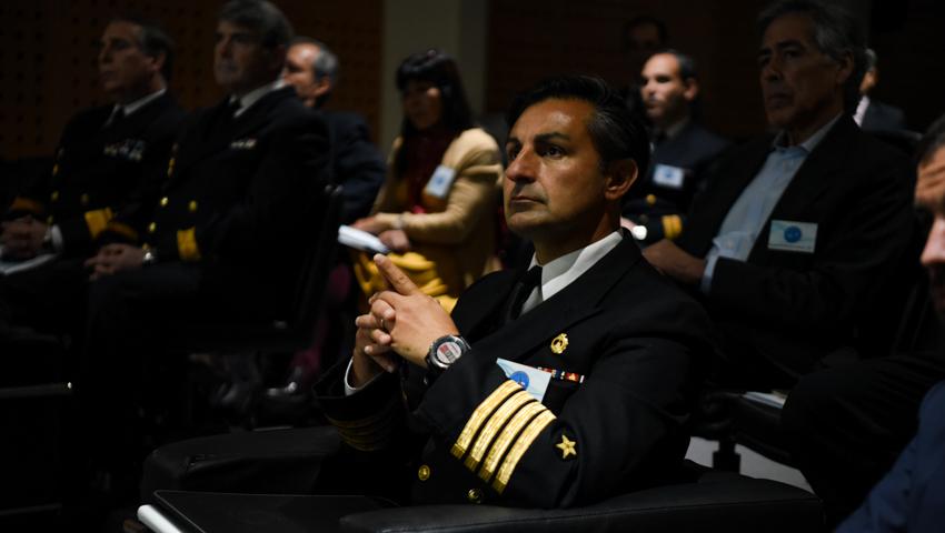 Argentine, Chilean Seamen Increase Interoperability