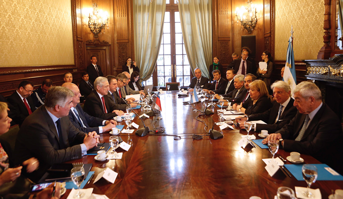 Argentina and Chile Reaffirm Joint Security and Defense Cooperation Agreement