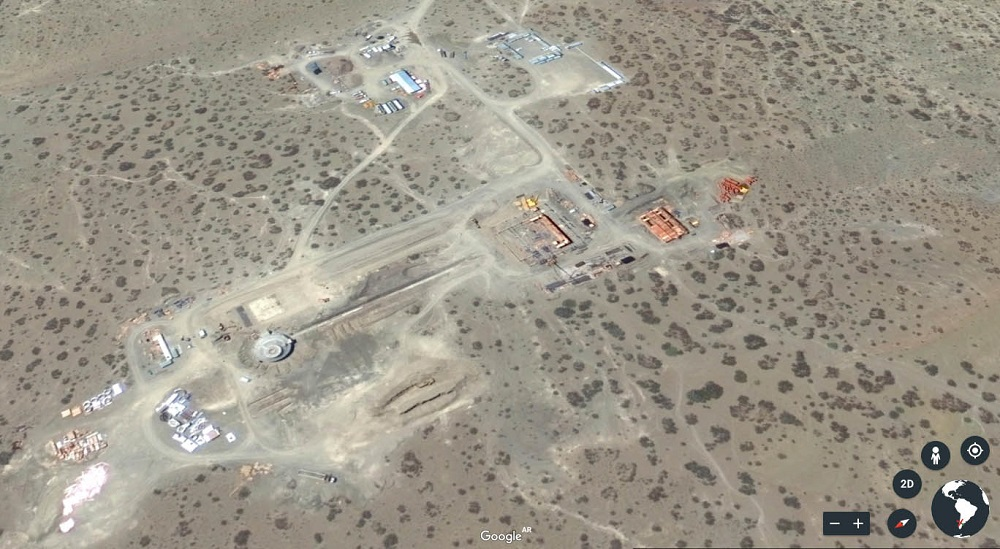 Chinese Space Station in Argentina Suspected of Military Use