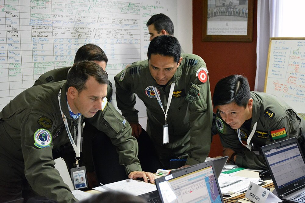 Air Forces of the Americas: Ready for Disaster Response