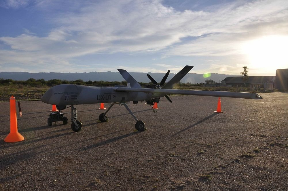 Argentine Air Force Develops Drones Using Domestic Technology