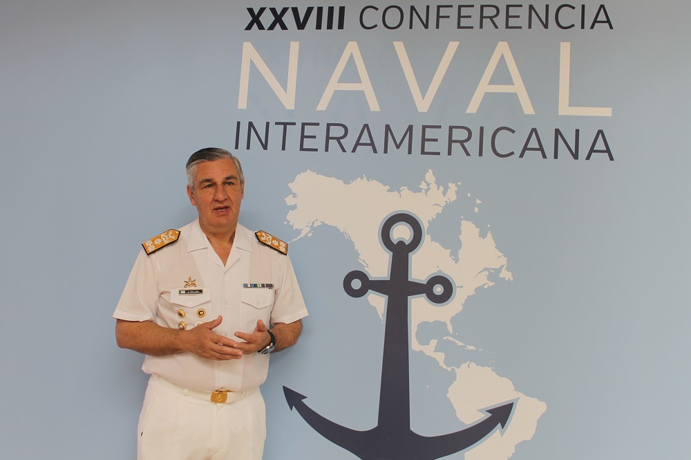 Argentine Navy Strengthens Combined Operations