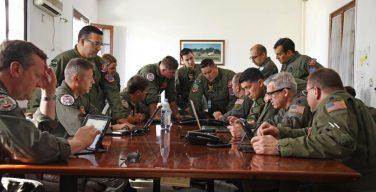 Argentina, US Airmen Exchange Experiences