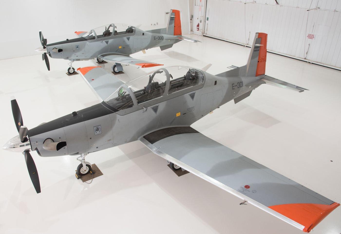 Argentine Air Force Modernizes its Aircraft Fleet
