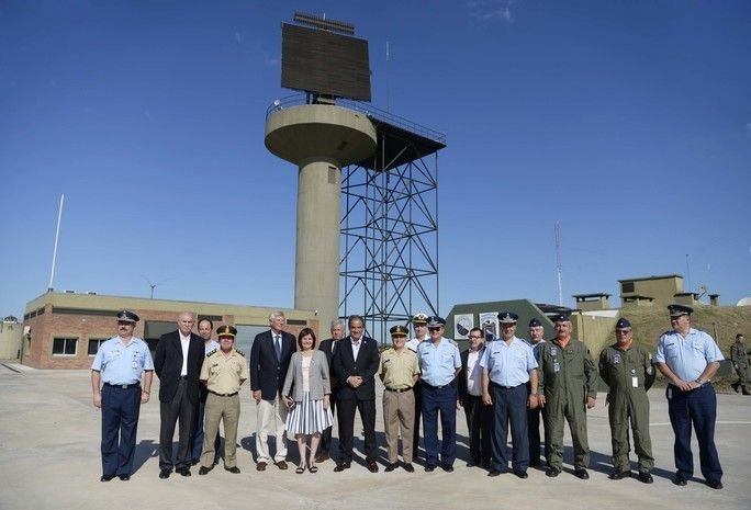 Three New Radars Bolster Fight against Drug Trafficking in Argentina