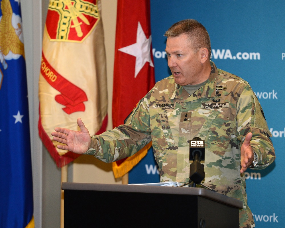 Army South Commander: Our Partners Are our Strength