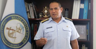 Belize Coast Guard and SOUTHCOM Share Solid Partnership
