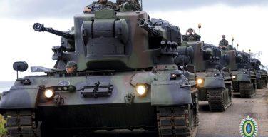 U.S. Army Transfers 50 Armored Combat Vehicles to Brazilian Army