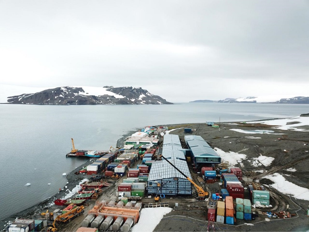 Brazil Close to Inaugurating New Antarctic Station