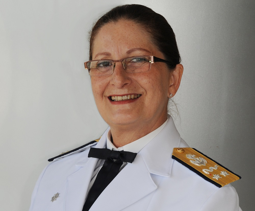 General Officer: A Reality for Women of the Brazilian Navy