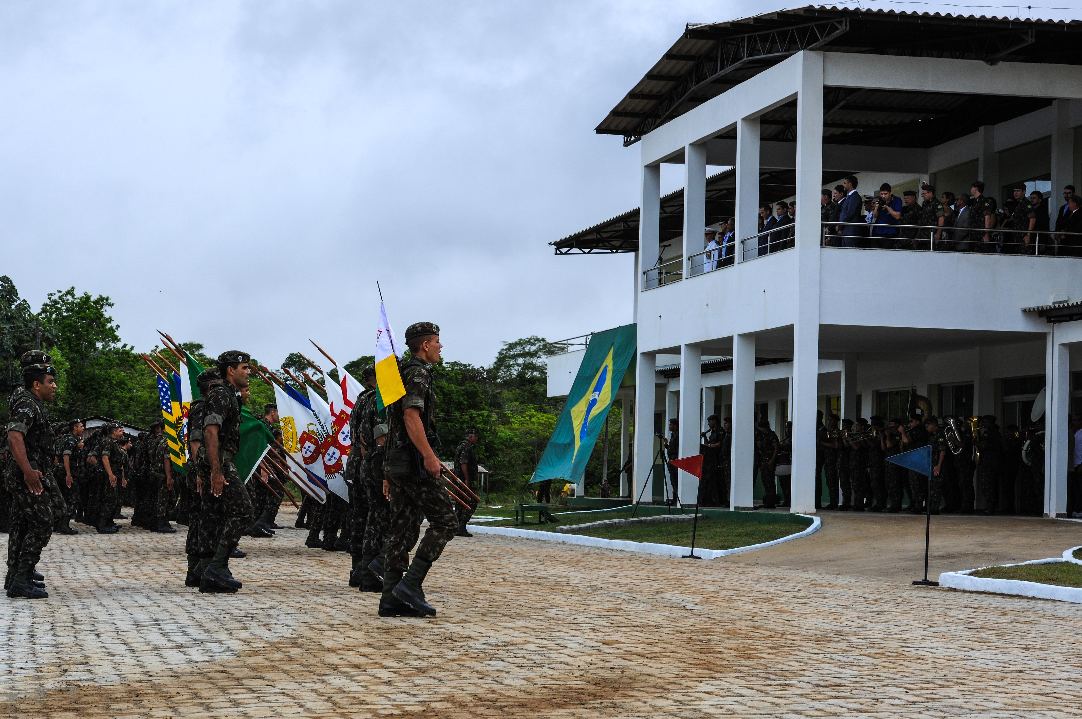 New Brigade Reinforces Brazilian Army Presence in Amazon Region