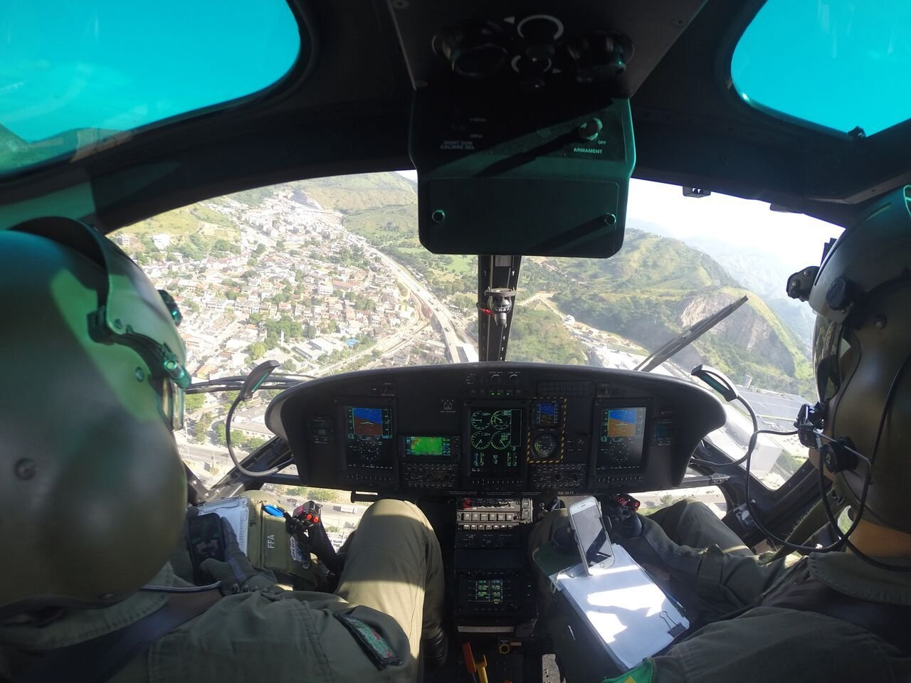 Brazilian Army Receives Upgraded Helicopters for Reconnaissance and Attack Missions