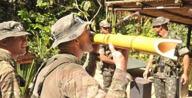 Brazilian Army Trains Foreign Soldiers in the Amazon