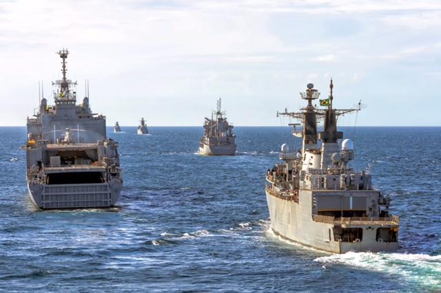 Operation Aspirantex 2017, a Great Military Deployment