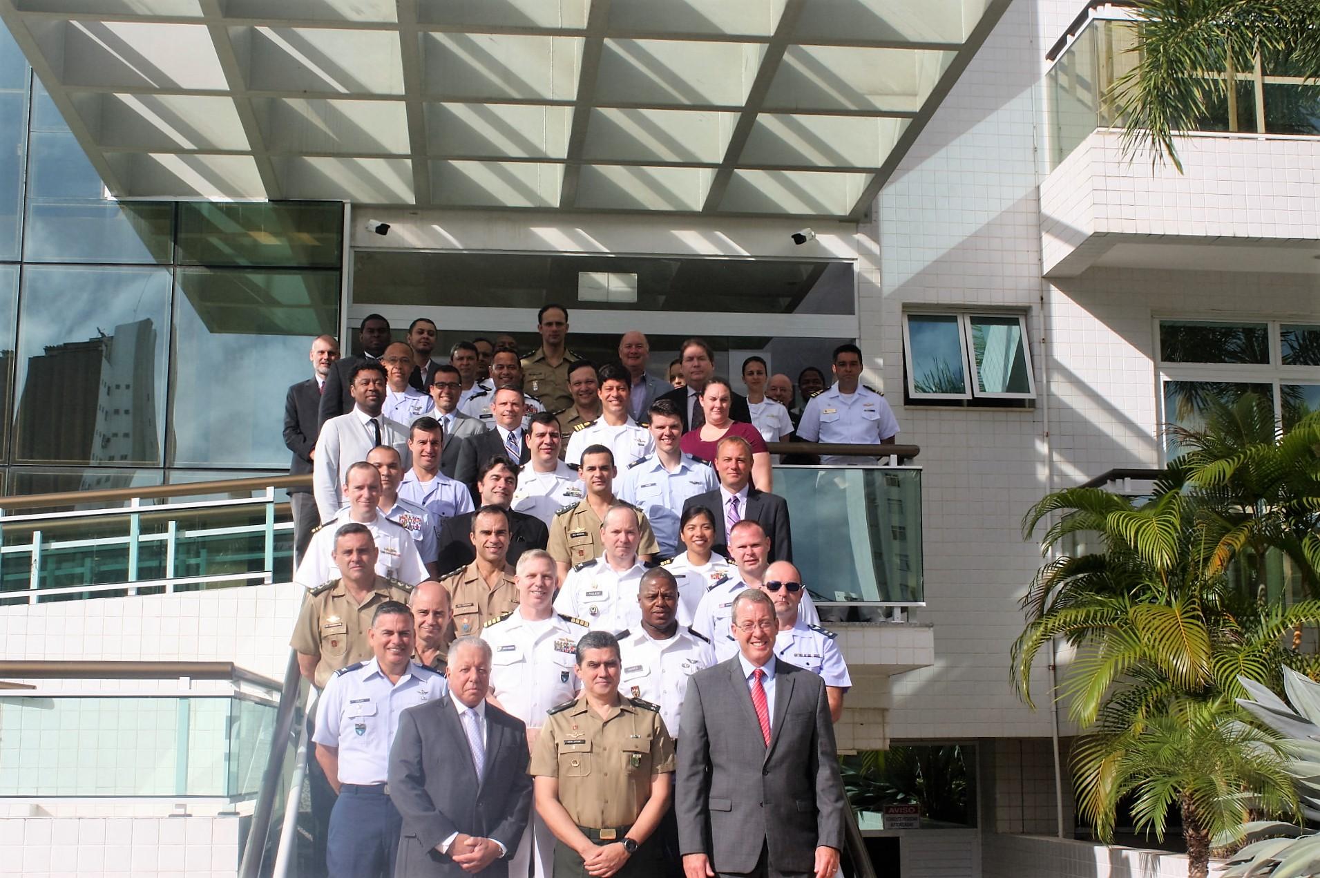 Brazil-U.S. Interoperability Builds Trust