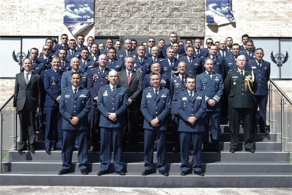 Partner Nation Air Forces Share Knowledge on Aerial Doctrine