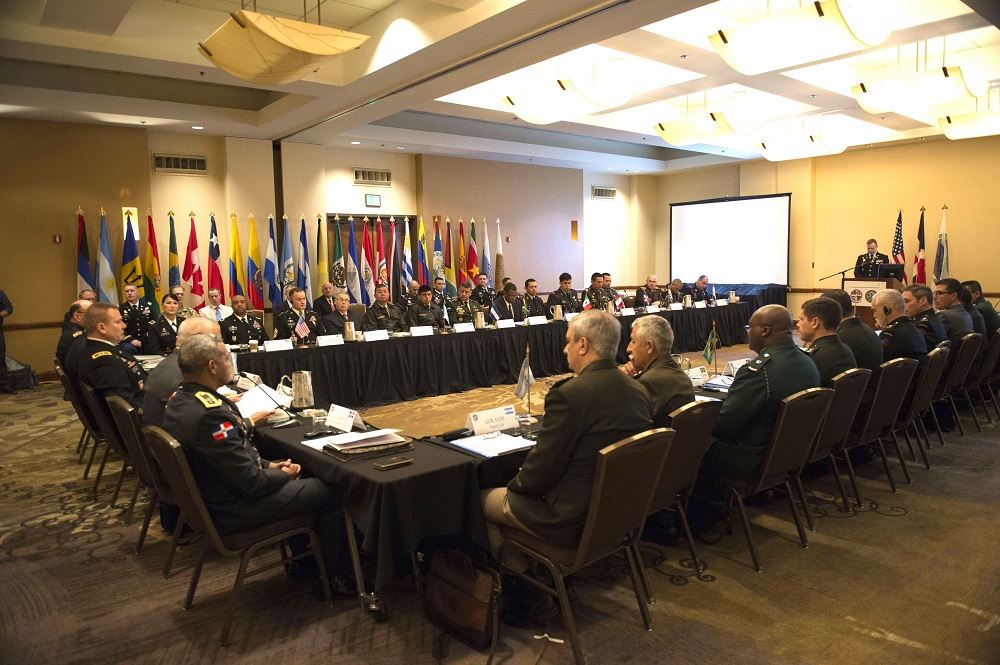 Brazil and 17 Partner Nations Take Part in Conference of American Armies