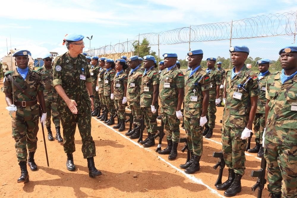 Brazilian General Leads UN Peacekeeping Mission in Congo