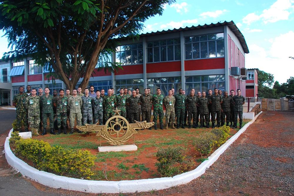 Brazilian Army Offers International Cyberdefense Training