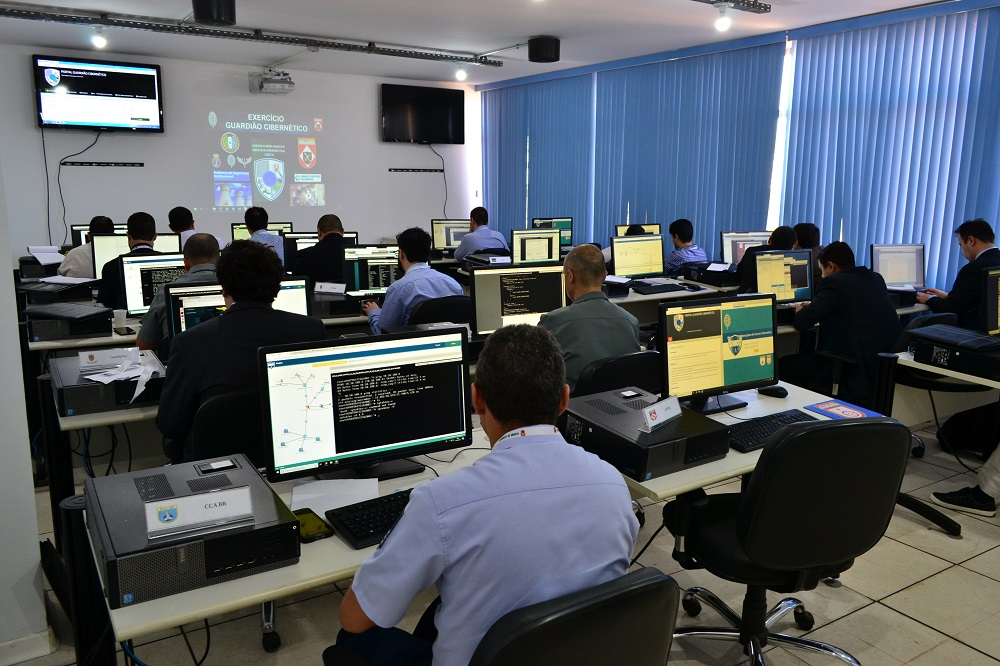Brazilian Army Conducts Unprecedented Cyberdefense Exercise