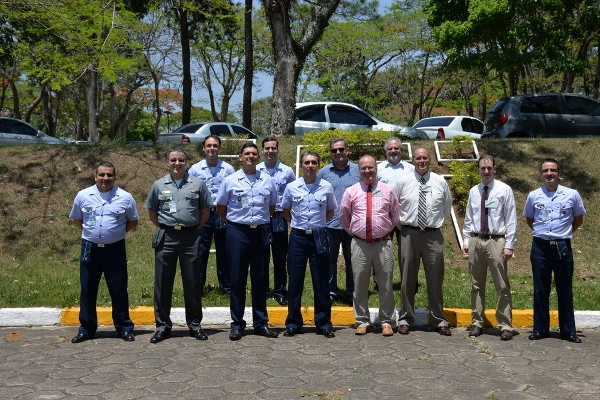 U.S. Certifies Brazilian Air Force Institute