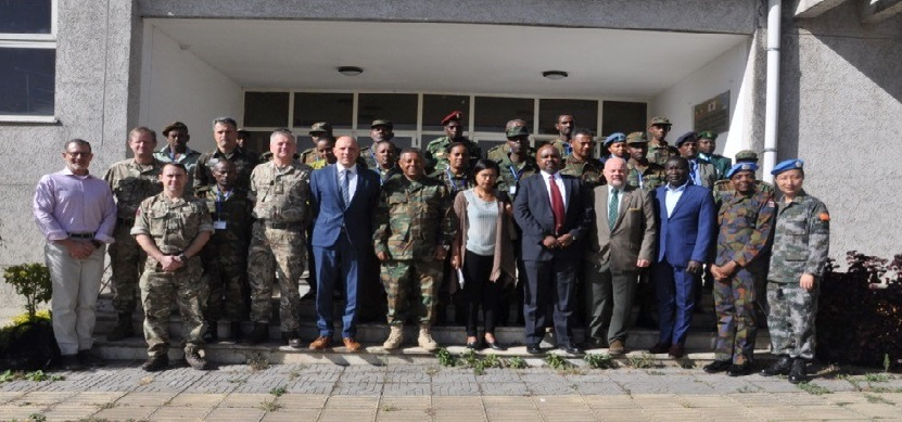 Brazil Works with Ethiopia on Training Center for Peacekeeping Operations