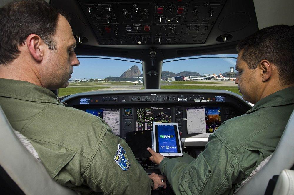 Brazilian Air Force App Enables Flight Plan Management