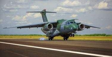 Brazilian KC-390 Aircraft in Final Phase of Certification