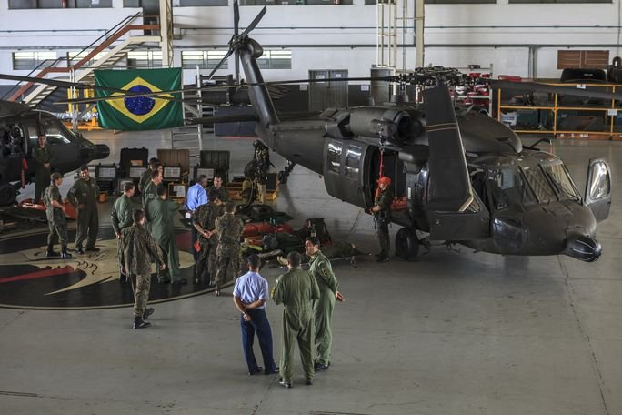 The UN May Deploy Brazilian Air Force Aircraft on Peacekeeping Missions