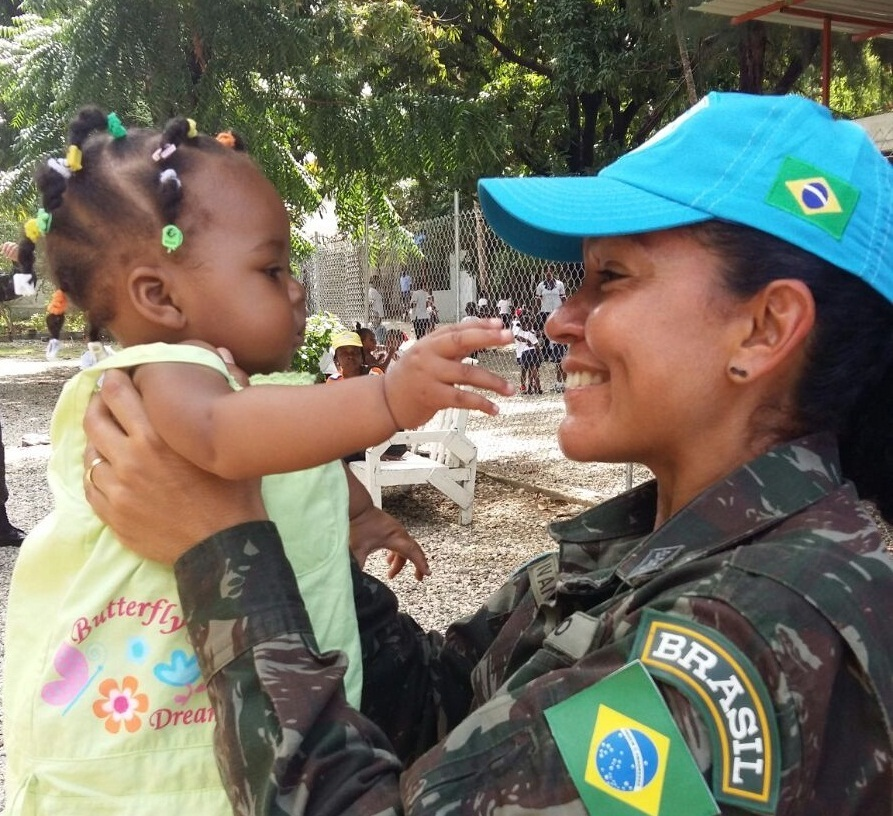 Brazilian Army to Increase Women's Participation in UN Missions
