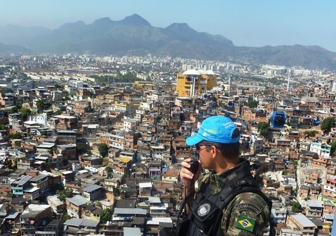 Law and Order Assurance Operations: A Challenge for the Brazilian Armed Forces