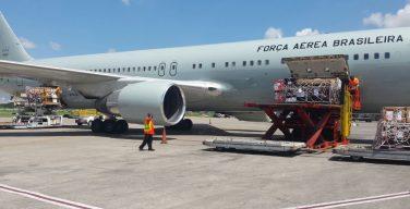 Brazil Sends Post-hurricane Humanitarian Aid to Haiti