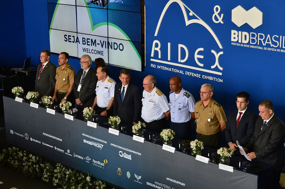 Rio de Janeiro Hosts International Defense and Security Exhibit