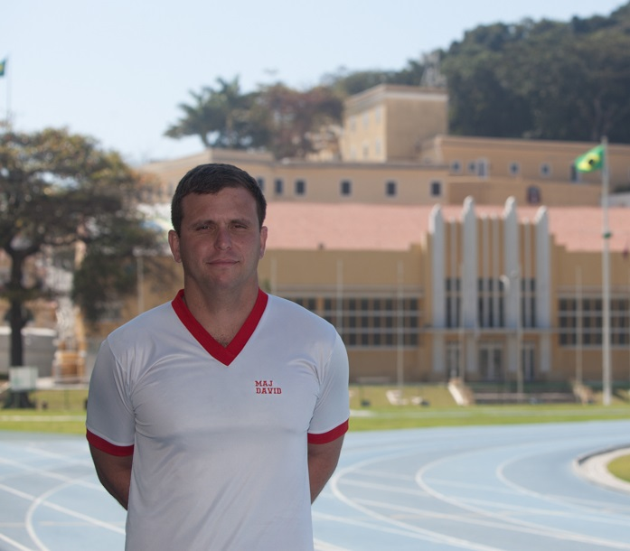 Brazilian Armed Forces' High Performance Athlete Program Goes Full Speed Ahead