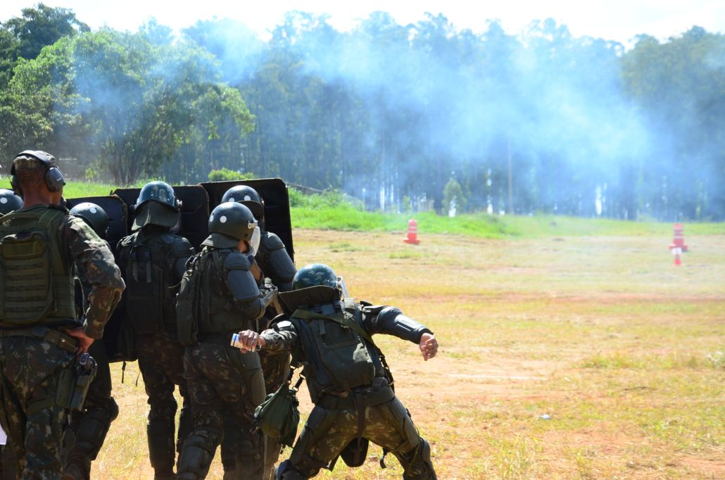 Brazilian Armed Forces Train for Urban Environment Ops