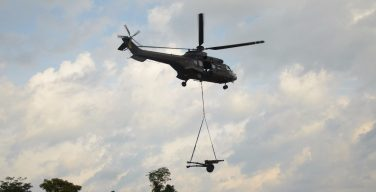 Amazon Military Command Trains Troops to Defend the Forest