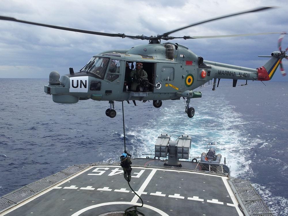 Brazilian Navy Modernizes Super Lynx Aircraft