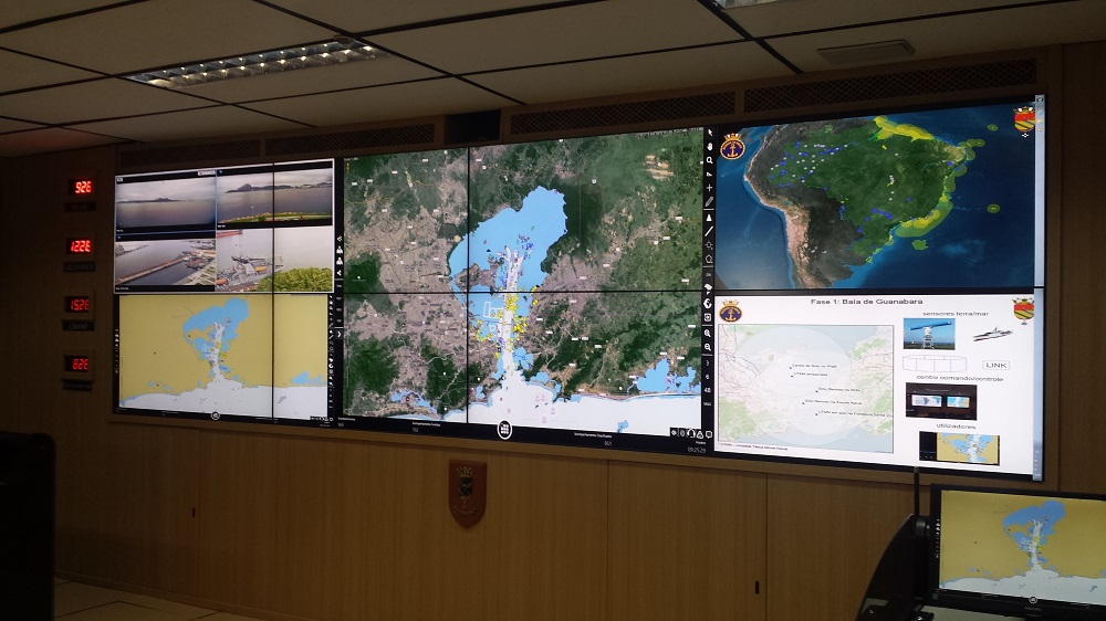 Brazilian Navy Installs Monitoring System to Fight Organized Crime