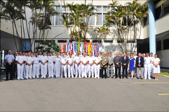 Multinational Naval Exercise Focuses on Fight against Transnational Threats
