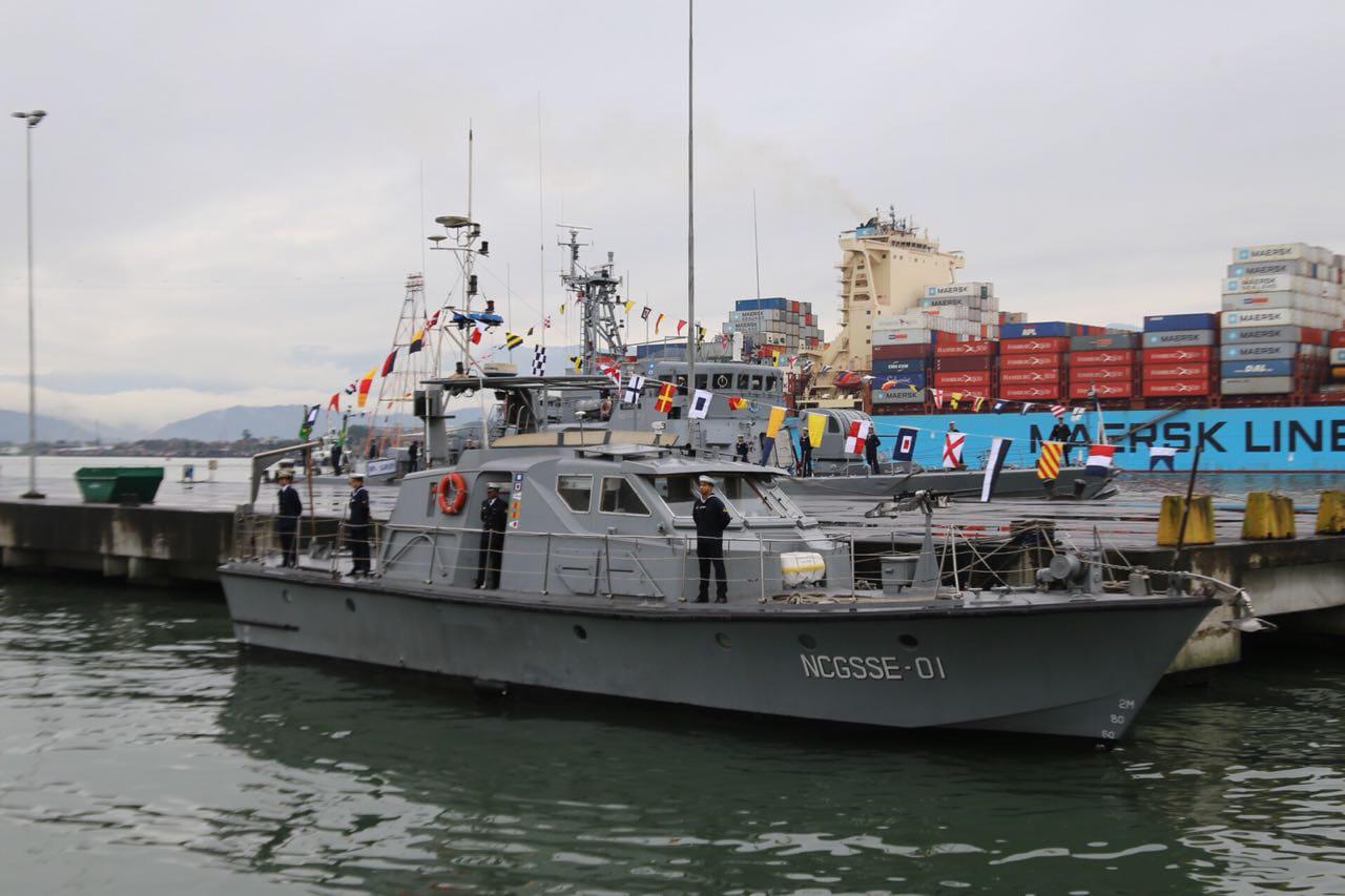 Brazilian Navy Intensifies Patrol in Country's South-Southeastern Region