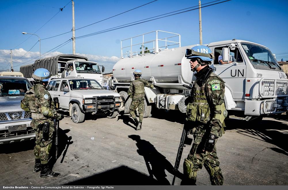 Brazilian Service Members Help Revise UN Infantry Battalion Manual