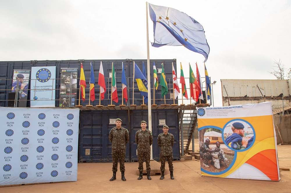 Brazilian Army Officers Fulfill Unprecedented Mission in the Central African Republic