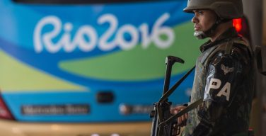 ​Rio 2016 Reaches Stage 5 of Preparations for Possible Terrorist Attacks