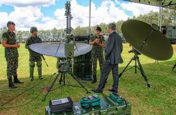 A Look at SISFRON, Brazil's Integrated Border Monitoring System