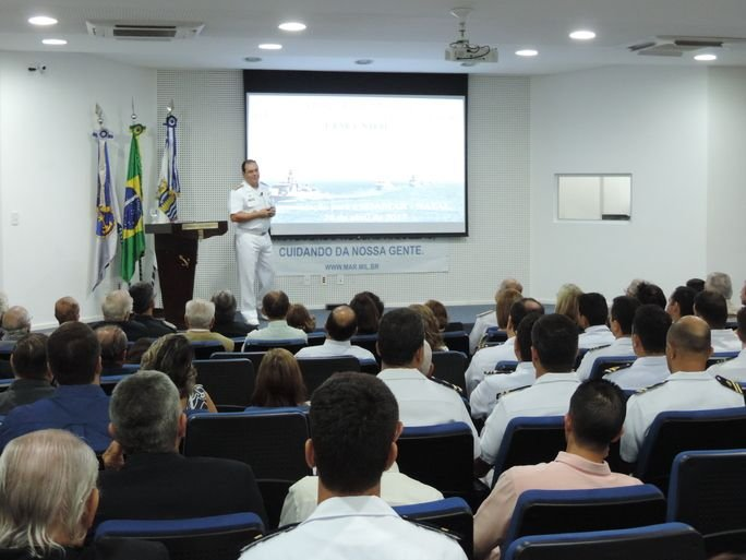 Brazil in Command of the Maritime Task Force in Lebanon