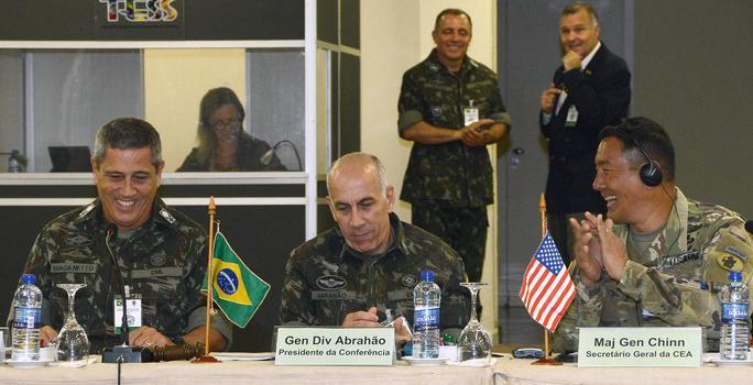 U.S. Army South Present in Brazil