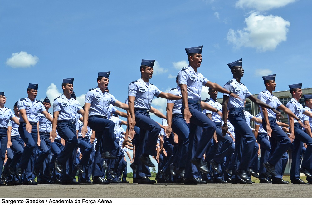 Brazilian Air Force Academy Welcomes US instructor