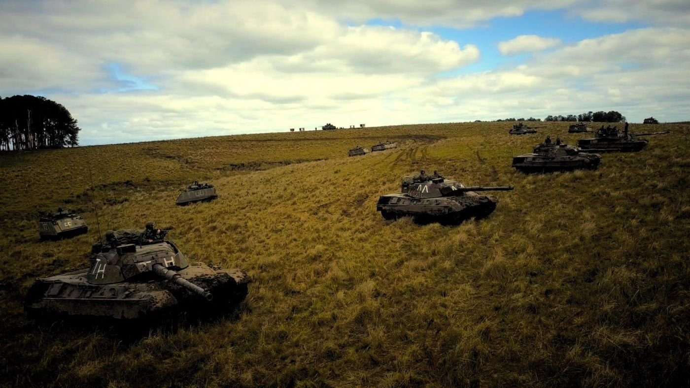 U.S. Armored Vehicles: Reliable Tools for the Brazilian Armed Forces